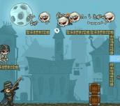 Hra - Van Helsing vs Skeletons 2