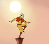 Hra - Avatar Aang On!