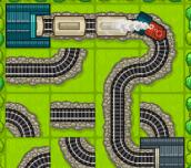 Hra - Railway Panic