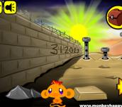Hra - Monkey Go Happy Stage 8