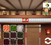 Hra - Sushi Battle