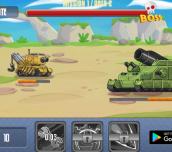 Hra - Tanks Squad