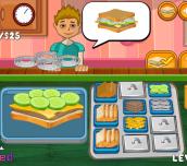 Hra - Sandwich Baker