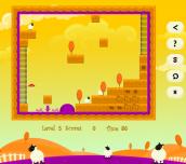 Hra - Sheep Hunter HTML5
