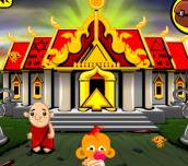 Hra - Monkey go happy Stage 80