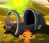Hra - Monkey go happy Stage 82