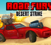 Hra - Road of Fury Desert Strike