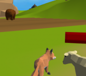 Hra - Fox Family Simulator