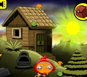 Hra - Monkey Go Happy Stage 109