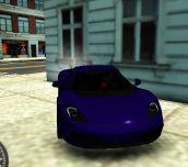 Hra - 3D City Racer 2