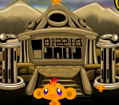 Hra - Monkey Go Happy Stage 117