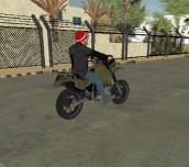 Hra - Tricky Motorbike Stunt 3D