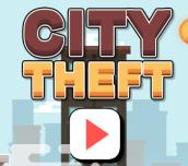 Hra - City Theft