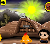 Hra - Monkey GO Happy Stage 130