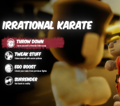 Hra - Irrational Karate