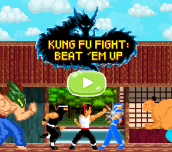Hra - Kung Fu Fight: Beat 'em Up
