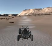 Hra - Desert Racing