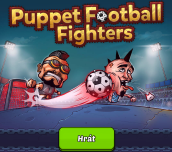 Hra - Puppet Football Fighters