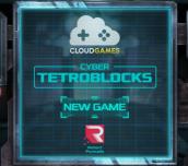 Hra - Cyber TetroBlocks