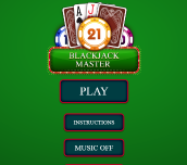 Hra - Blackjack Master