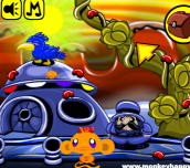 Hra - Monkey Go Happy Stage 188