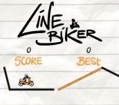 Hra - Line Biker