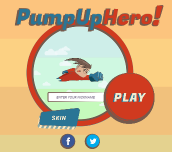 Pump Up Hero