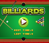 Hra - Billiards Game