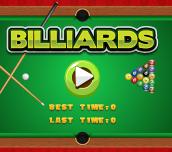 Hra - Billiards Game
