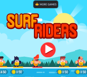 Hra - Surf Riders