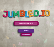 Hra - Jumbled.io