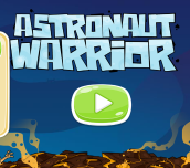 Hra - Astronaut Warrior