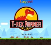Hra - T-Rex Runner