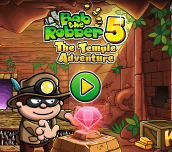 Hra - Bob The Robber 5: Temple Adventure