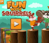 Hra - Fun With Squirels