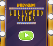 Words Search Hollywood
