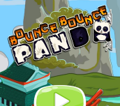 Hra - Bounce Bounce Panda