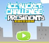 Hra - Ice Bucket Challenge President Edition
