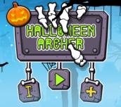 Hra - Halloween Archer