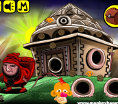 Hra - Monkey Go Happy Stage 239