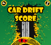 Hra - Car Drift Score