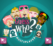 Hra - Guess Who Multiplayer