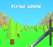 Hra - Flying Arrow