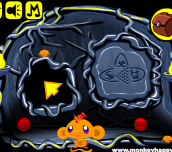 Hra - Monkey Go Happy Stage 244