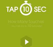 Hra - Tap 10 Sec