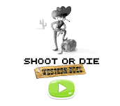 Hra - Shoot or Die Western Duel