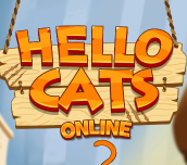 Hra - Hello Cats Online