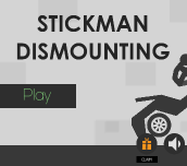 Hra - Stickman Dismounting