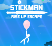 Hra - Stickman Rise Up