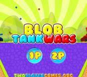 Hra - Blob Tank Wars